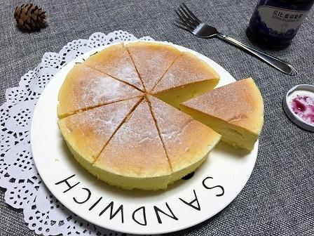 """烘焙教程 """"日式轻乳酪蛋糕""""的详细做法"""